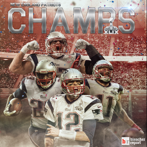 Patriots are Super Bowl XLIX Champs3