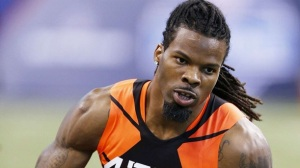 Mountaineer, Kevin White Torches NFL Combine