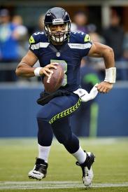Seattle Seahawks QB, Russell Wilson